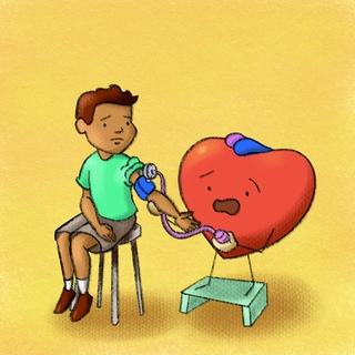 New Pediatric Hypertension Guidelines, Part 1 Artwork