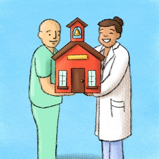 Access, Equity, and School-Based Health Centers Artwork