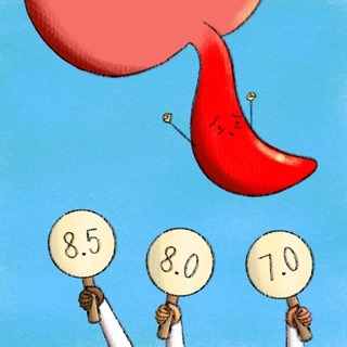 Appendicitis Scoring Systems Artwork