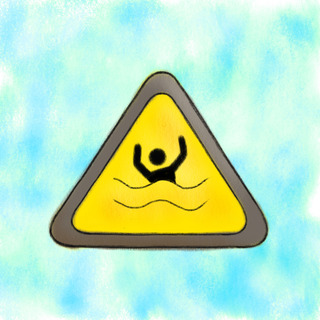 Drowning - Injury Prevention Artwork