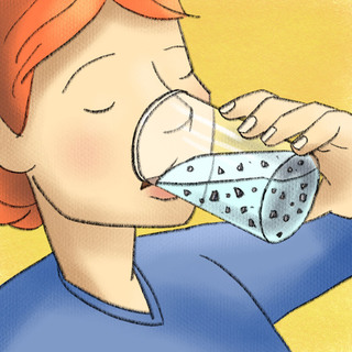 Lead Poisoning Artwork
